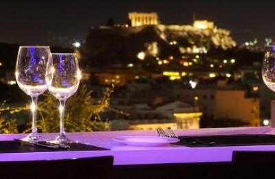 Athens Hilton, Acropolis view