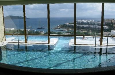Six Senses Spa at elounda SA hotels & resorts