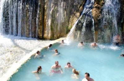 Greek Thermal Springs