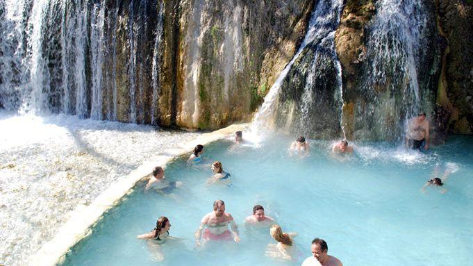 Greek Thermal Springs