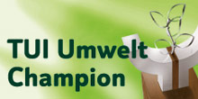 TUI Environmental Champion Award 2012
