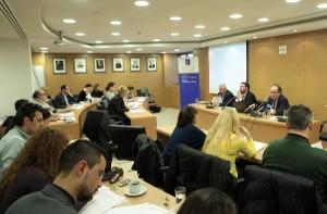 Athens-Attica & Argosaronic Hotel Association's press conference.