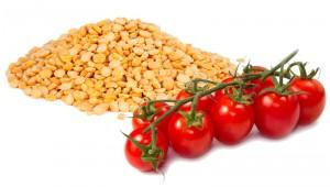 Fava-tomatoes