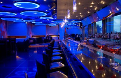 Galaxy Bar, Hilton Athens