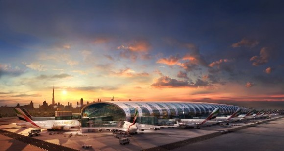 """Concourse A is the world's first dedicated A380 hub and will become the """"home of the Emirates A380""""."""