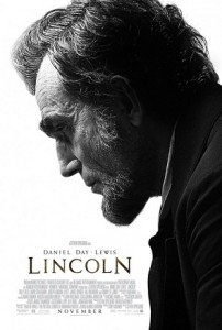 "The "" Lincoln"" movie poster."