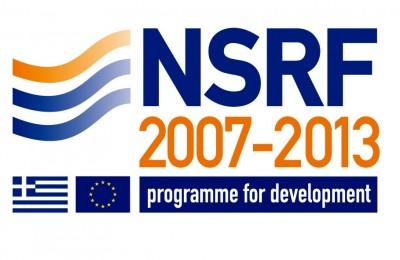 NSRF 2007-2013