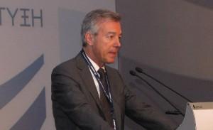 President of the Association of Greek Tourism Enterprises (SETE), Andreas Andreadis.