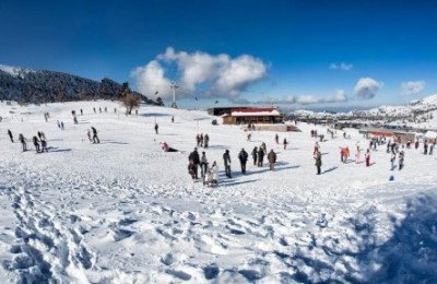 Kalavryta Ski Center
