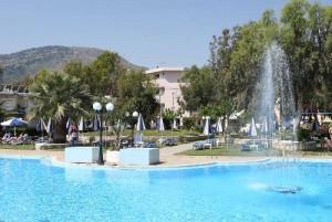 Hotel Corissia Beach, Crete