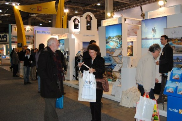 North Events Limited private stand at a previous exhibition in Norway.