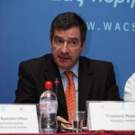 Athens Mayor Giorgos Kaminis said that being the host city to events such as the WACS congress gains an additional meaning: it contributes to the good reputation and positive image of the city internationally and it has a direct impact on the economy and the market.