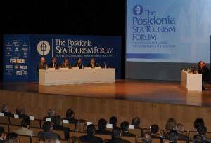 The 2011 Posidonia Sea Tourism Forum (archive photo).