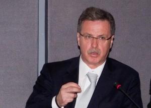Hellenic-Italian Chamber President Yiannis Tsamichas.