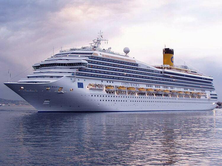 Orange cruises hellas new cruise organizer launches in for Costa magica immagini
