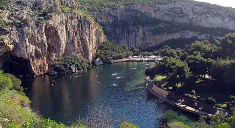 Lake Vouliagmenis (Attica)