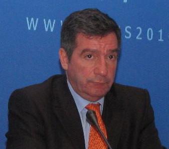Athens Mayor Giorgos Kaminis