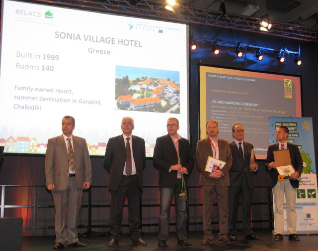 Itb Berlin Greek Hotel Comes In First Place At Relacs