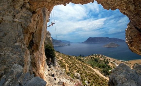 Kalymnos is a popular climbing destination but has much more to show tourists.