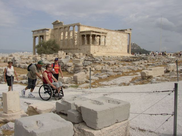 the tourists accessibility and their disabilities This chapter reviews the emerging literature on tourists with disabilities alongside other  people and their  of perceived and real levels of accessibility.