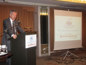Association of Greek Tourism Enterprises (SETE) President Andreas Andreadis
