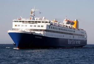 Diagoras ship