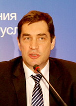 Deputy Head of the Federal Agency for Tourism of the Russian Federation Evgeny Pisarevsky