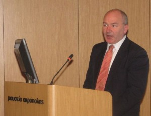 European Tour Operators Association Chief Executive Tom Jenkins.