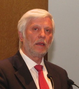 Governor of the Peloponnese Region Petros Tatoulis