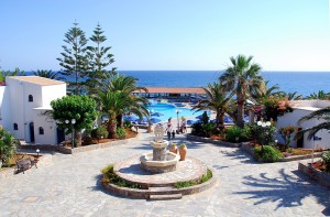 Nana Beach Hotel, Limenas Chersonissou, Heraklio, Crete.