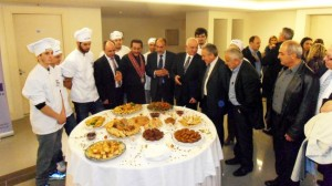 The Region of Western Greece presented its local breakfast menu that contains local products and recipes.