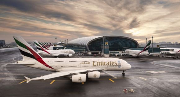 Concourse A, home of the Emirates A380, is the world first dedicated A380 hub.