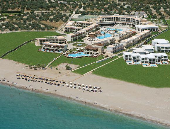 Hotel Mythos Beach Rhodes Afandou