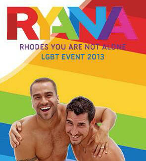 R.Y.A.N.A. LGBT Event This July On Rhodes!
