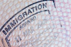 Passport immigration