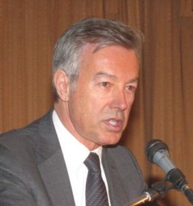 Andreas Andreadis, president of SETE.