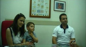 Candria Hen became pregnant after undergoing IVF in Greece and will be back to try for a second child.