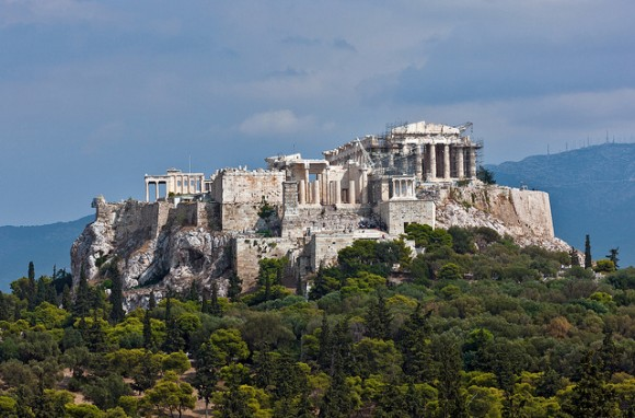 The Committee for the Conservation of the Acropolis Monuments was among the seven Grand Prix winners of the evening.