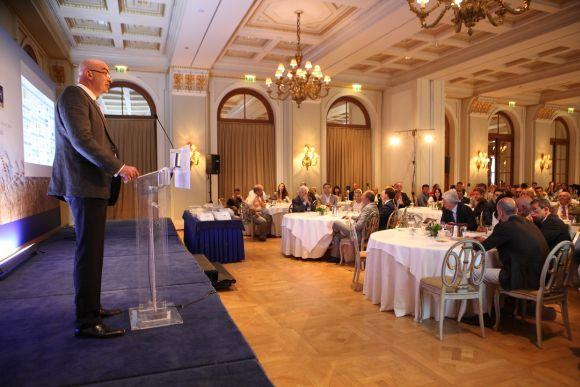 """Οfficial presentation of the progress of the """"Greek Breakfast"""" program."""