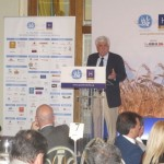 Greek Rural Development and Food Minister, Athanasios Tsaftaris.