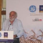 "Supervisor of ""Greek Breakfast"" program, Giorgos Pittas."