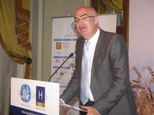Hellenic Chamber of Hotels President Yiorgos Tsakiris