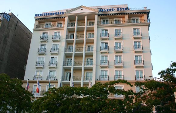 Mediterranean Palace Hotel 2