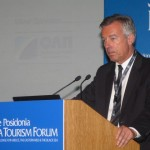 Andreas Andreadis, president of the Association of Greek Tourism Enterprises. Photo © GTP