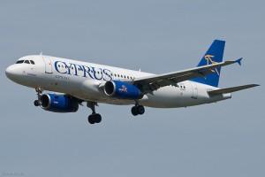 Cyprus Airways Airbus A320-231 5B-DBC Tefkros (30964)
