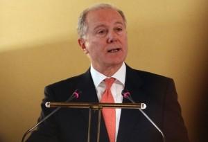 Bank of Greece Governor Yiorgos Provopoulos