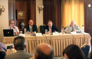 """""""It is too early to start celebrating,"""" the president of the Athens-Attica & Argosaronic Hotel Association, Alexandros Vasilikos, said during a press confernce when referring to the small increase in tourism to Attica recorded in the last four months."""