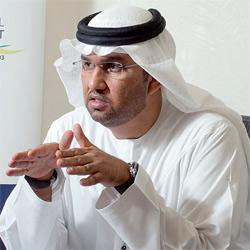 Dr Sultan Ahmed Al Jaber, Minister of State, UAE