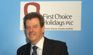 TUI Travel chief Peter Long