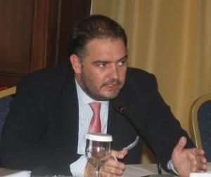 Alexandros Vasilikos, president of the Athens-Attica & Argosaronic Hotel Association.